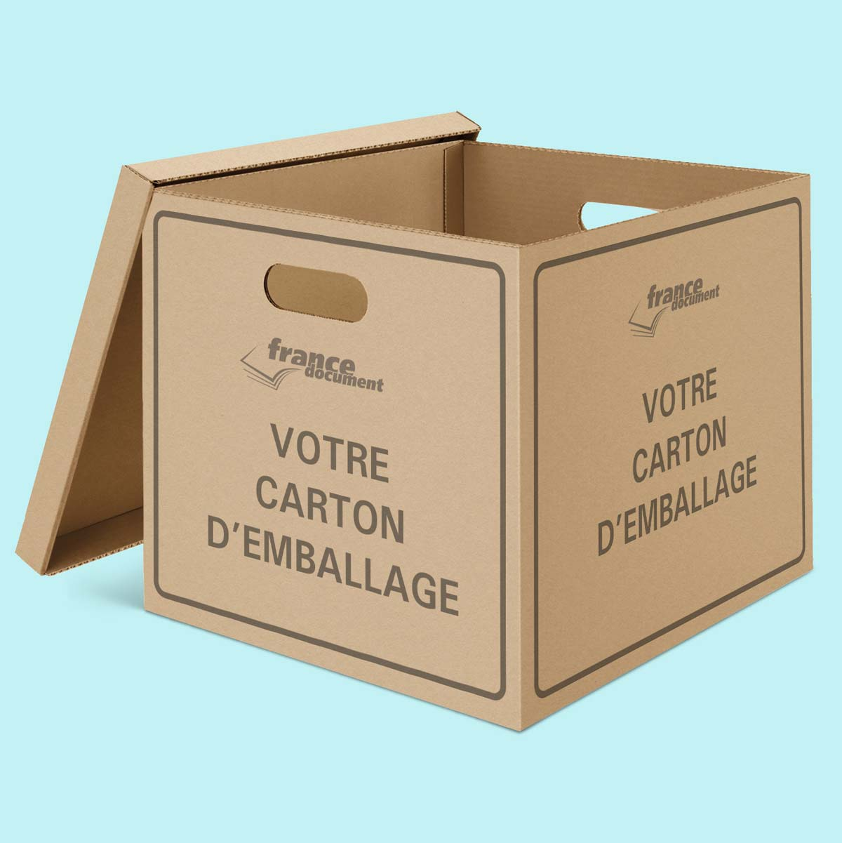 Cartons d'emballage